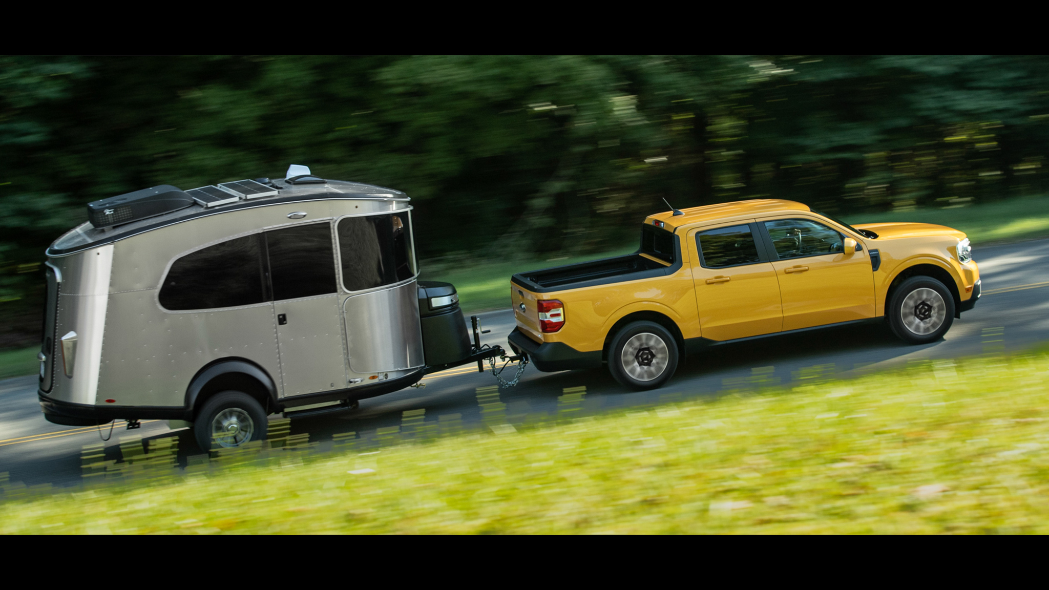 002 Towing And Hauling With The 2022 Ford Maverick