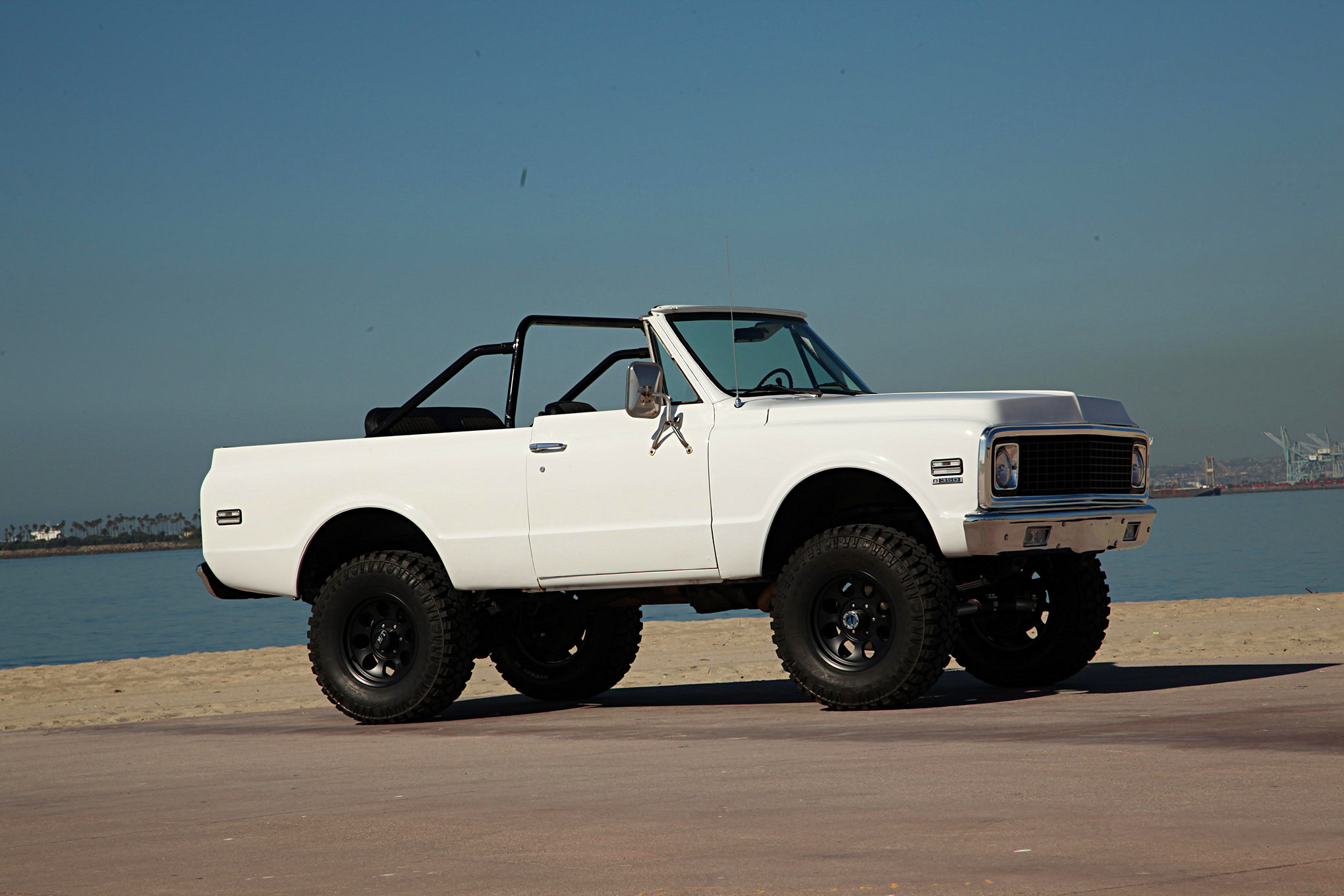 1972 Chevy K5: Resurrecting the Sublime Blazer- Part Two