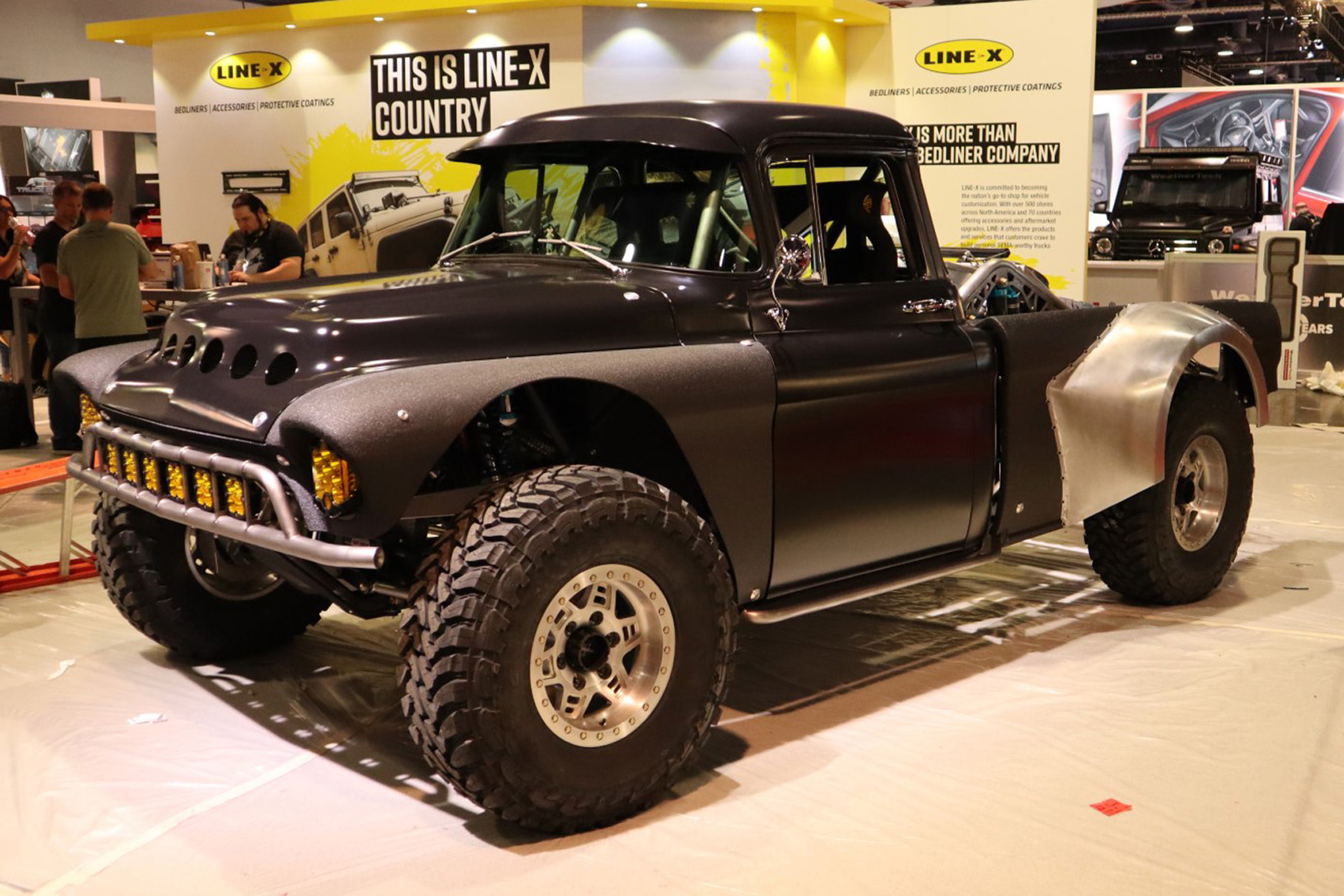 SEMA 2019- Top 25 Lifted Trucks: Classics and Oddities Steal the Show