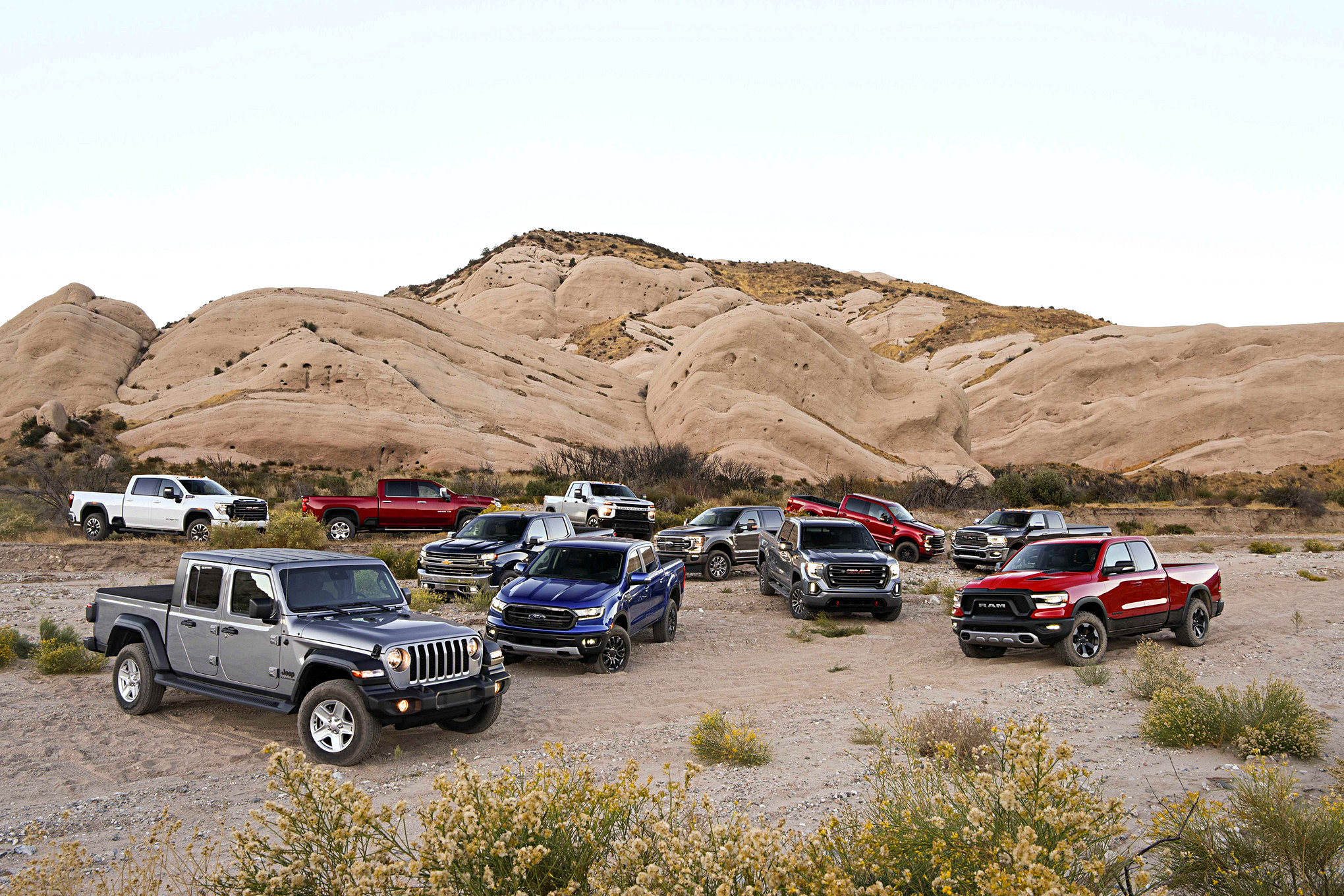 Truck Trend's 2020 Pickup Truck of the Year Recap: The MASTERPOST!