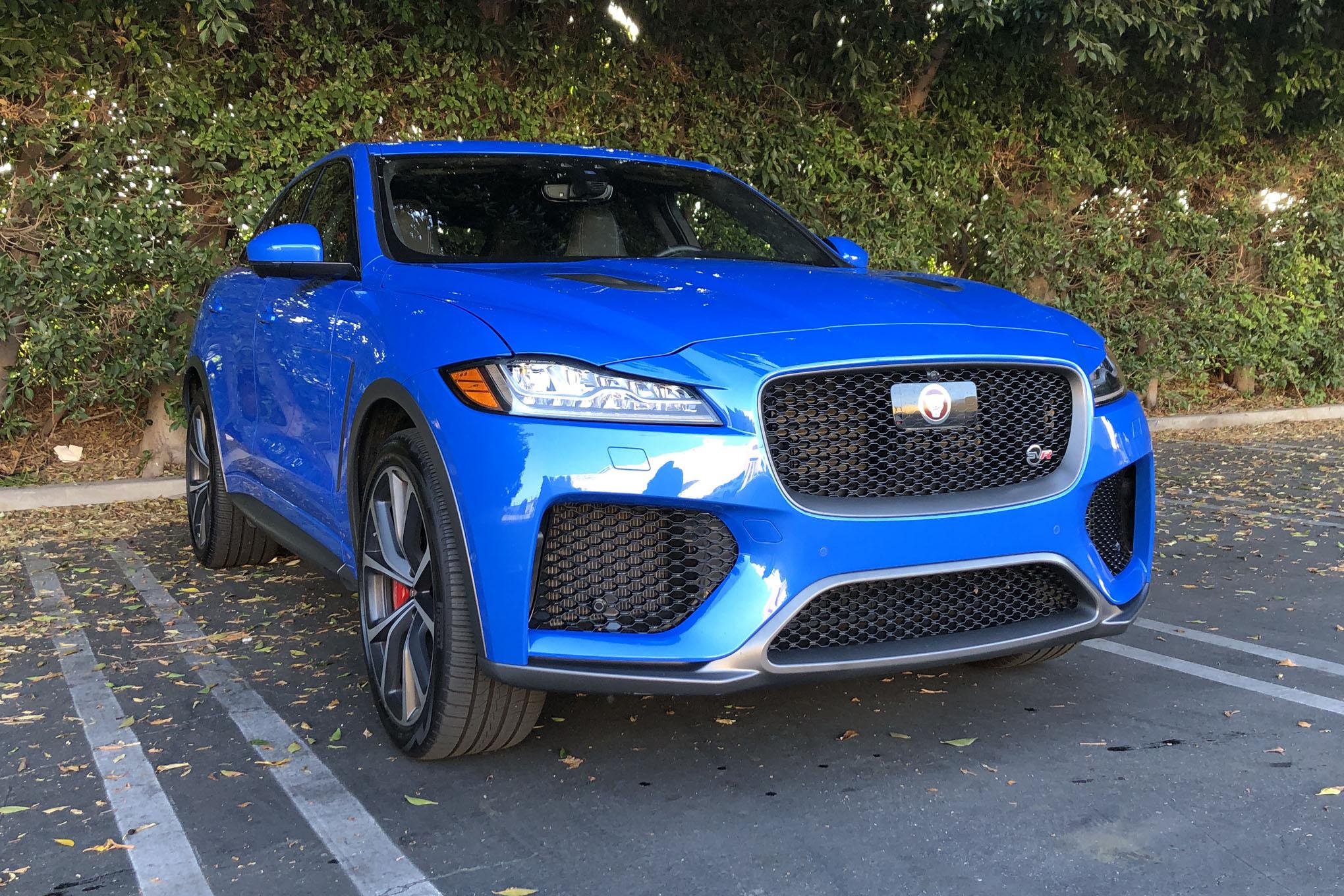 Daily Driven: 2019 Jaguar F-Pace SVR