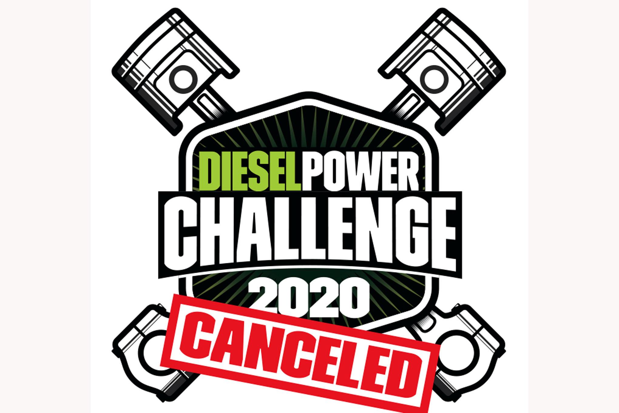 Diesel Power Challenge 2020: CANCELED