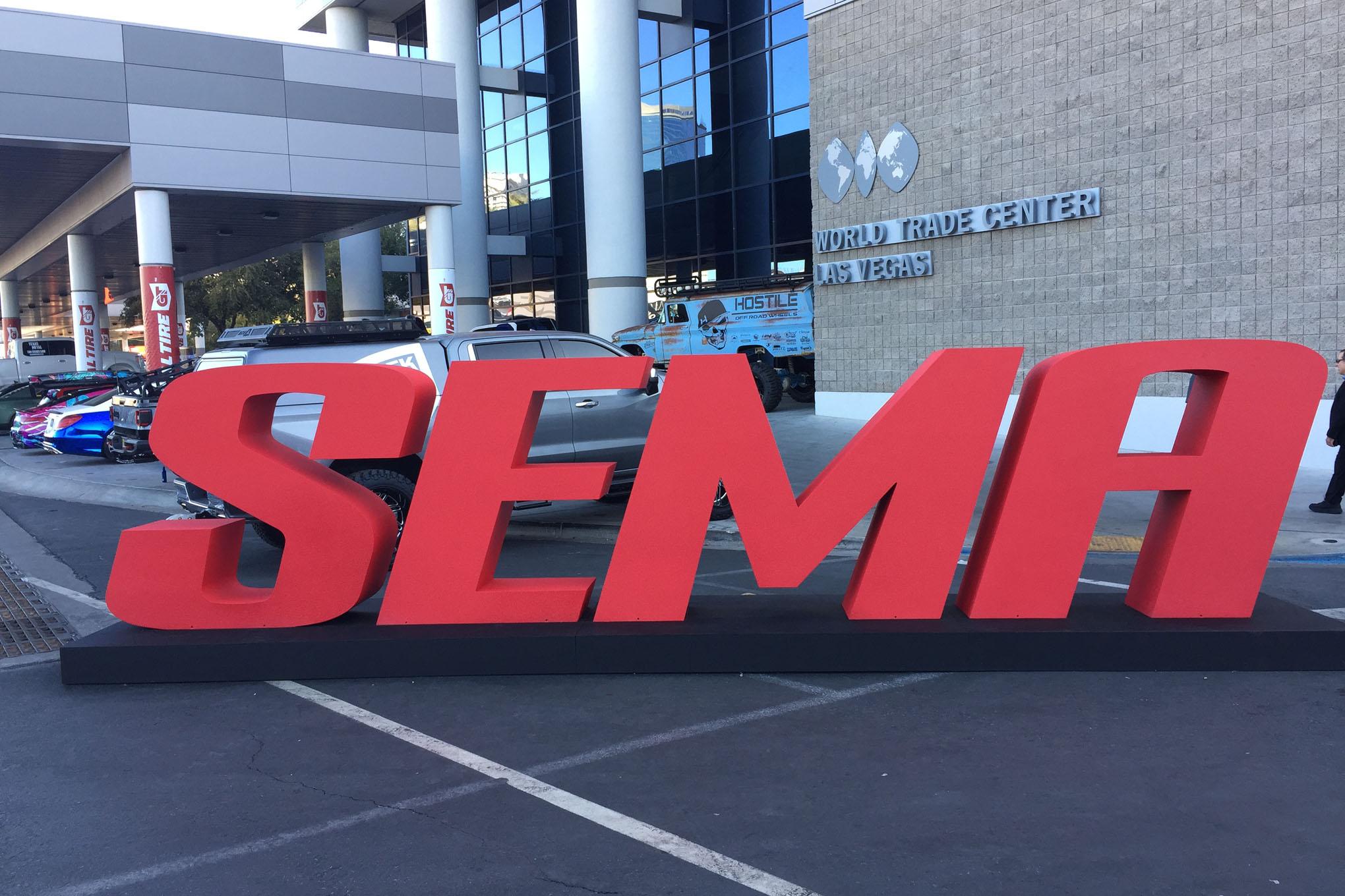 2020 SEMA Show Is Canceled