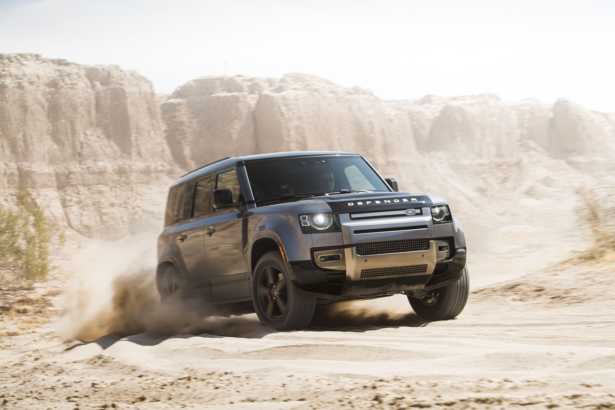 2020 Land Rover Defender 110: First Drive