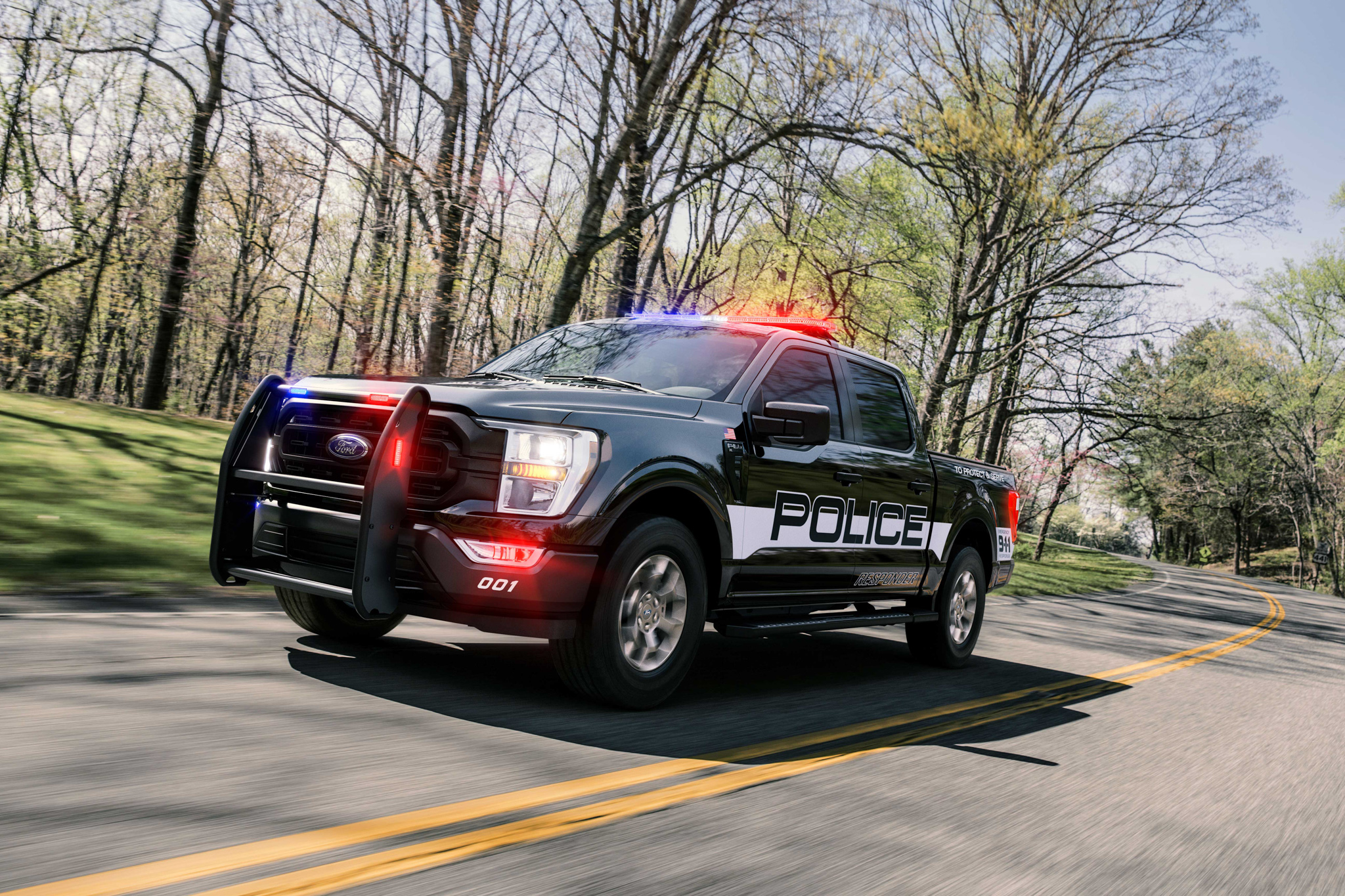 The Quickest Police Car Is a Truck: The Truck Show Podcast, Episode 182