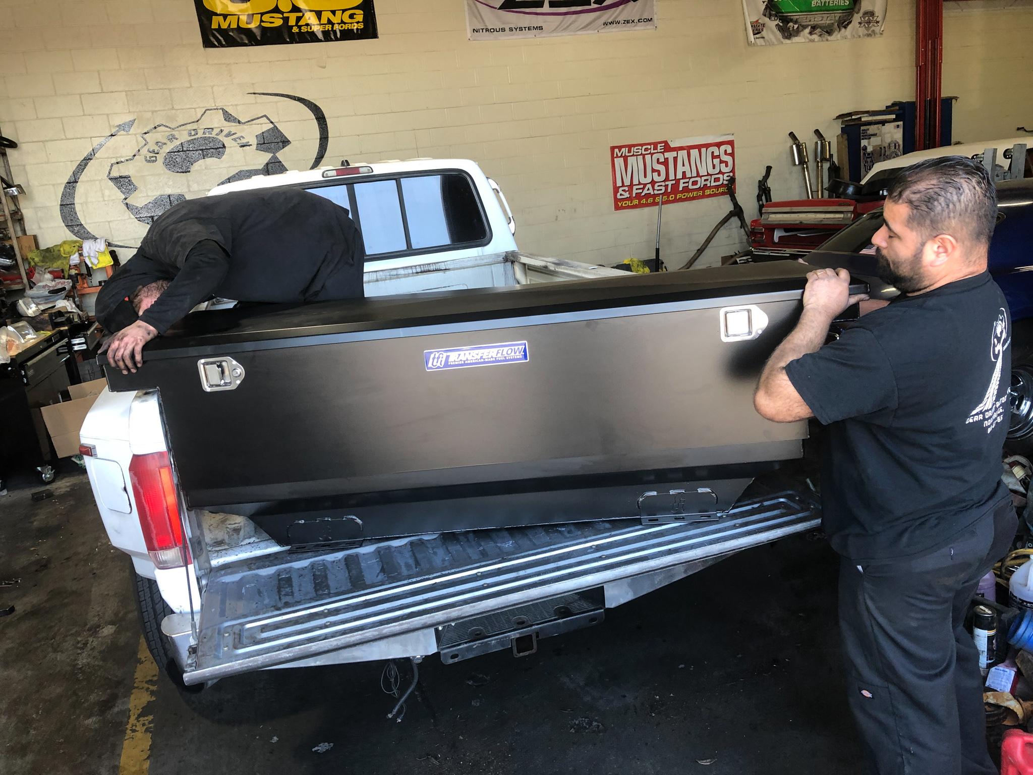 Best Truck Bed Organizers