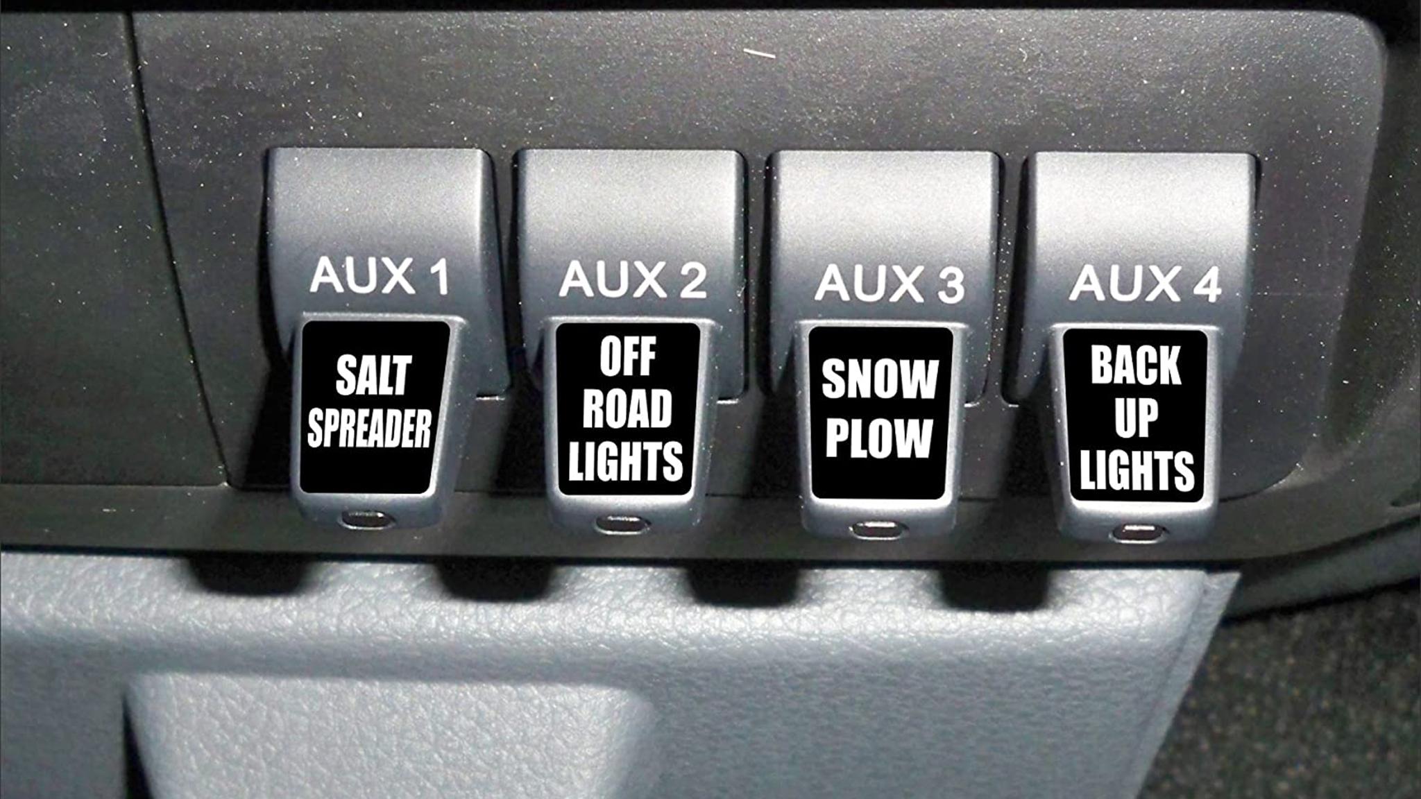 Best Upfitter Switches