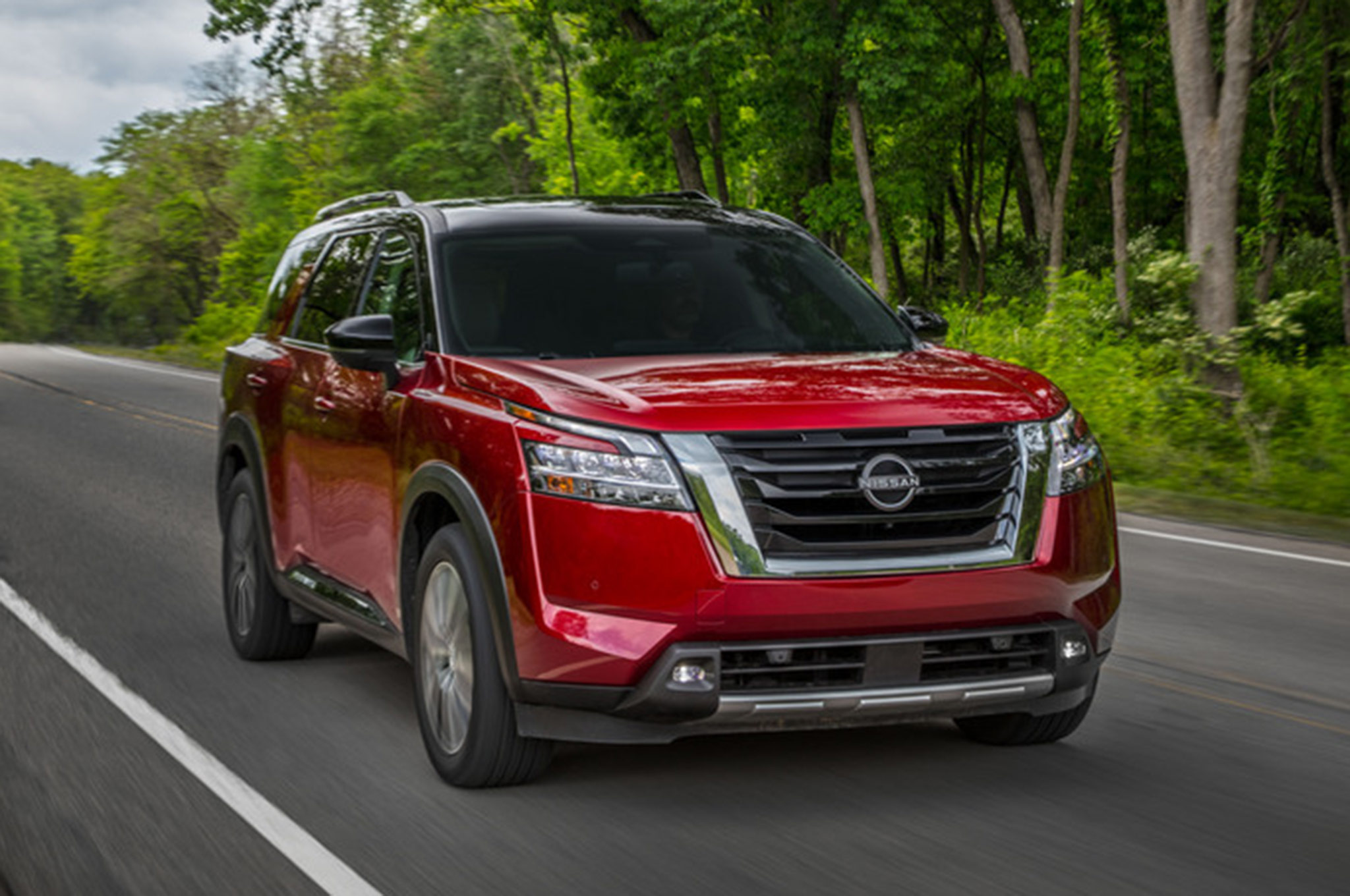 2022 Nissan Pathfinder First Drive: Once Lost, Now Found
