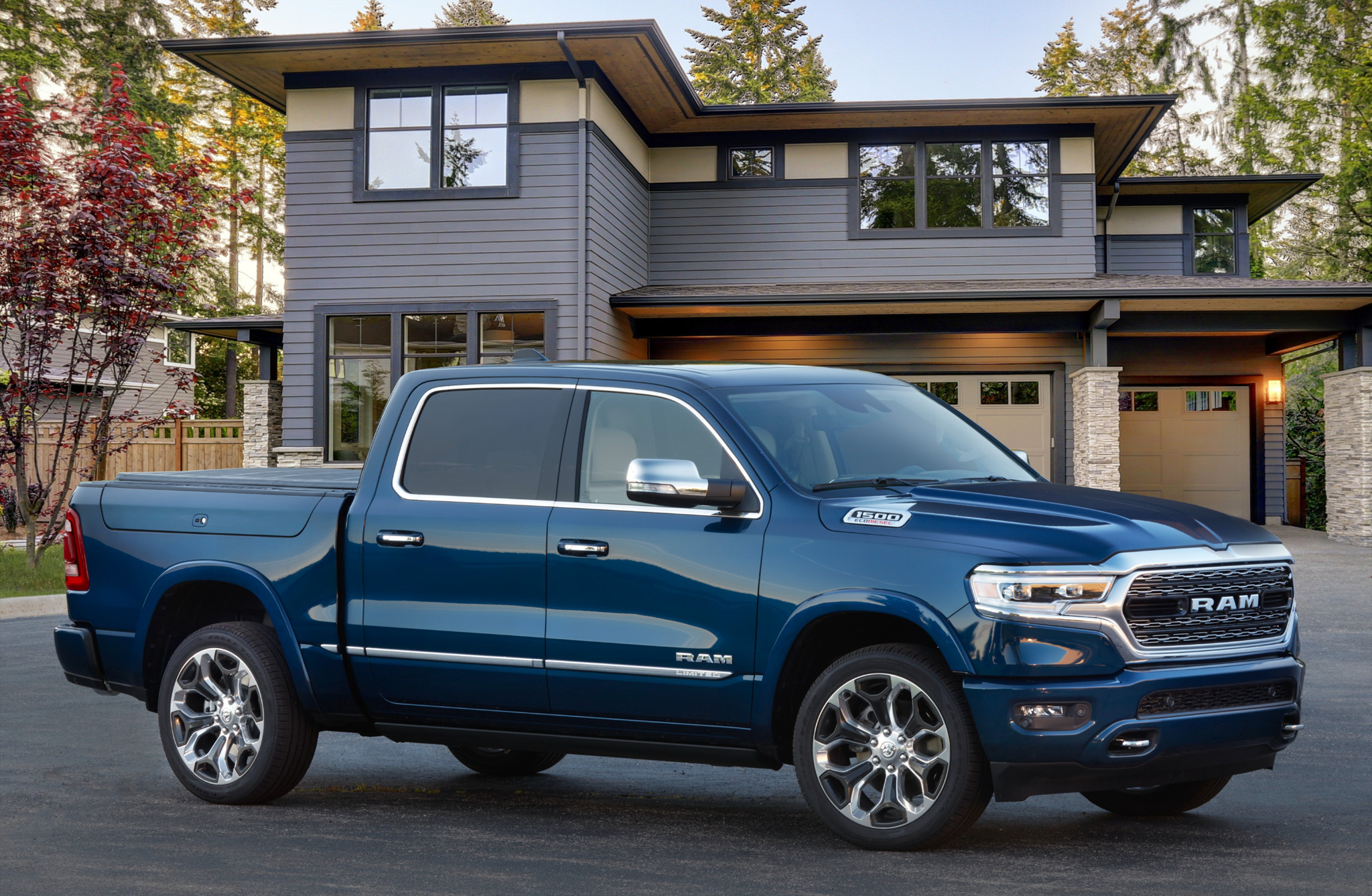 2022 Ram Limited 10th Anniversary Edition: Celebrating A Decade of Luxury