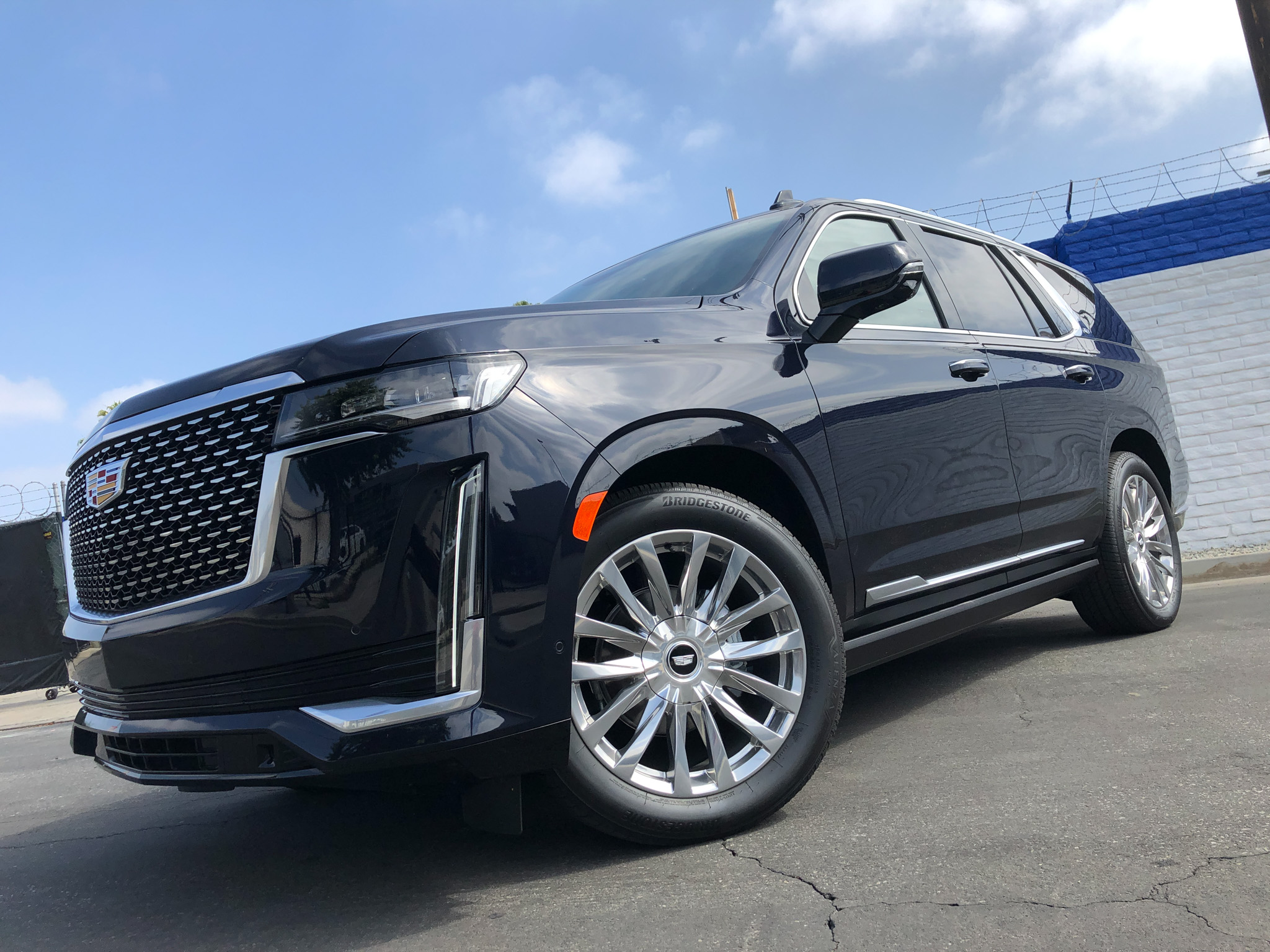 2021 Cadillac Escalade 600D (Diesel) First Drive: Pick This One