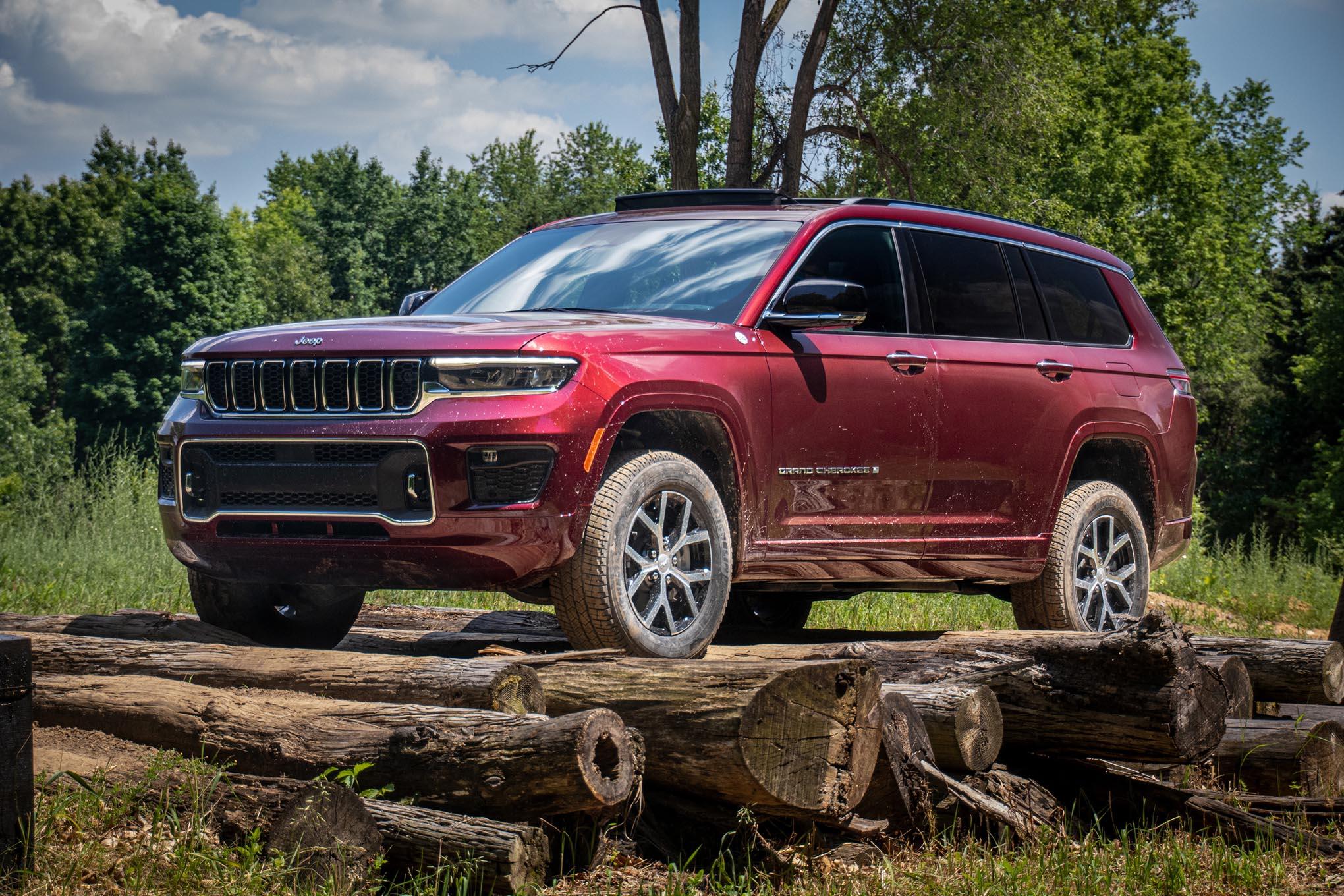 2021 Jeep Grand Cherokee L First Drive: A Worthy Successor