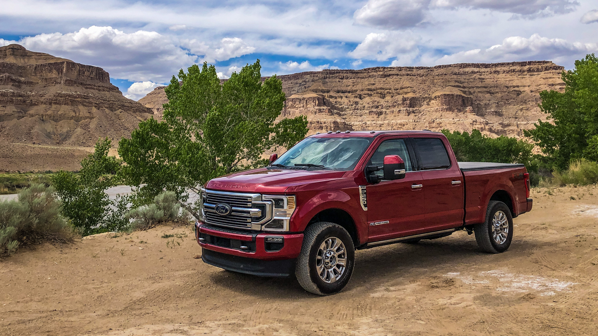 25,000 Miles Later: Mostly Praise For Our Power Stroke-Equipped Super Duty Limited