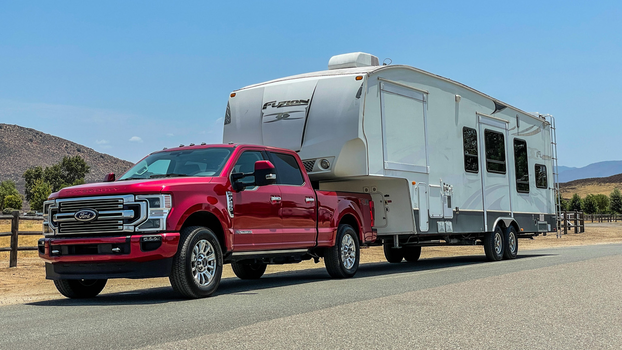 Installing a Curt Manufacturing Q24 Fifth-Wheel Hitch On a 2020 Ford F-Series Super Duty