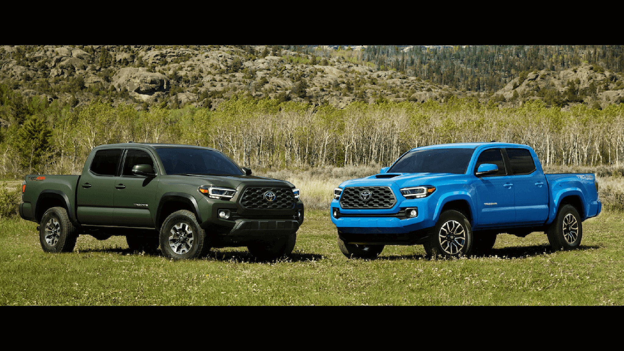 2021 Toyota Tacoma Trim Levels: Every Variant and Layout