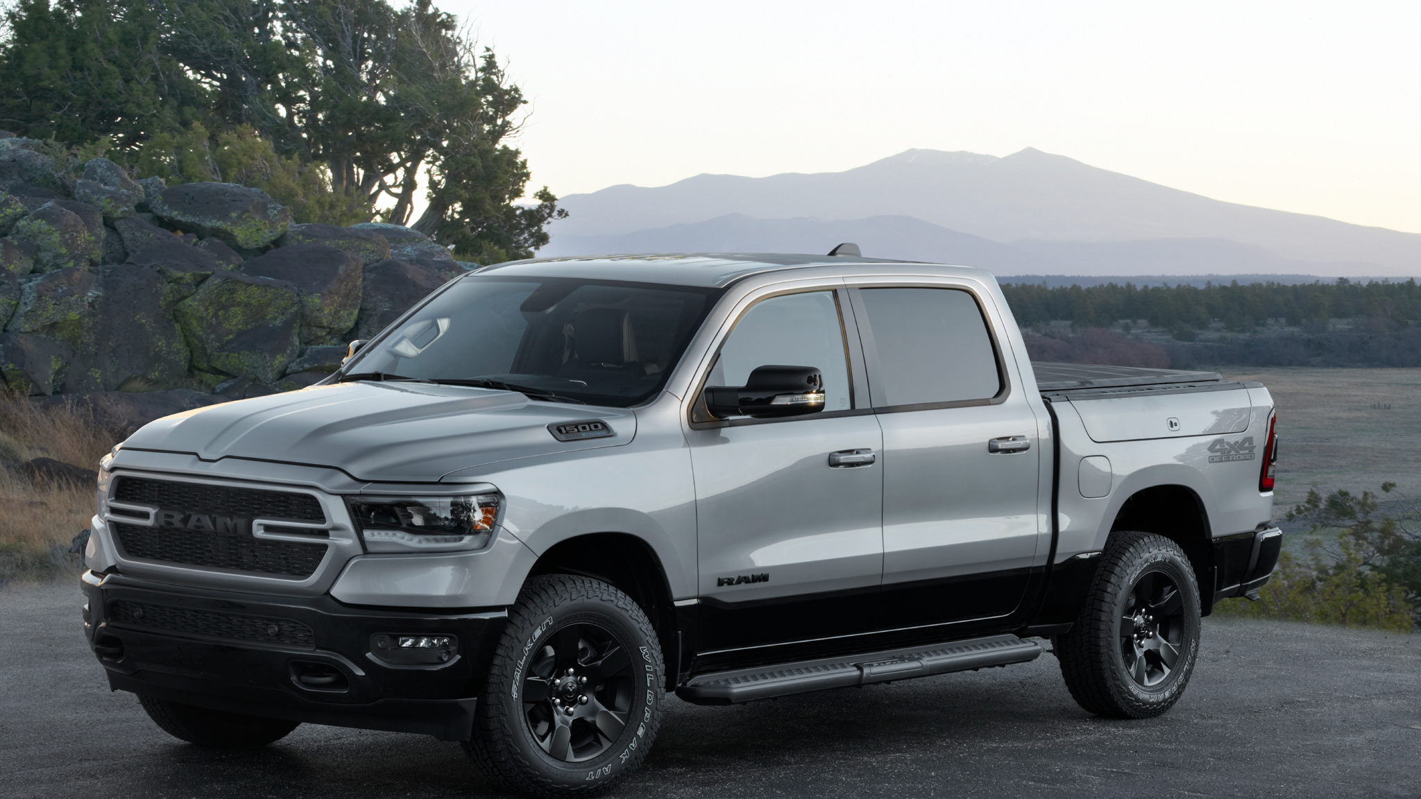 2022 Ram 1500 BackCountry Edition: Off-Road Made Easy