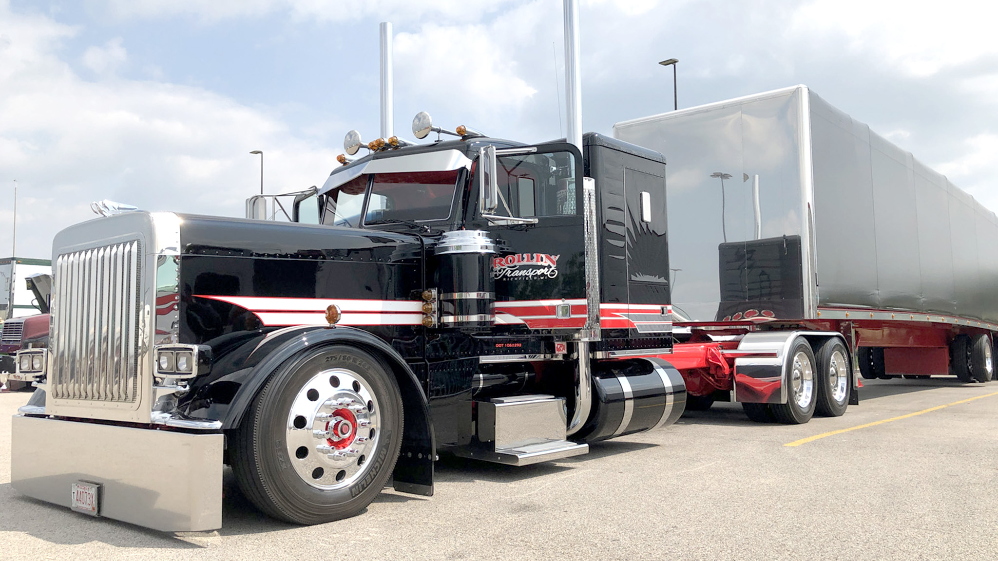 Shell Rotella SuperRigs 2021: The Best Big Rigs Get Their Due