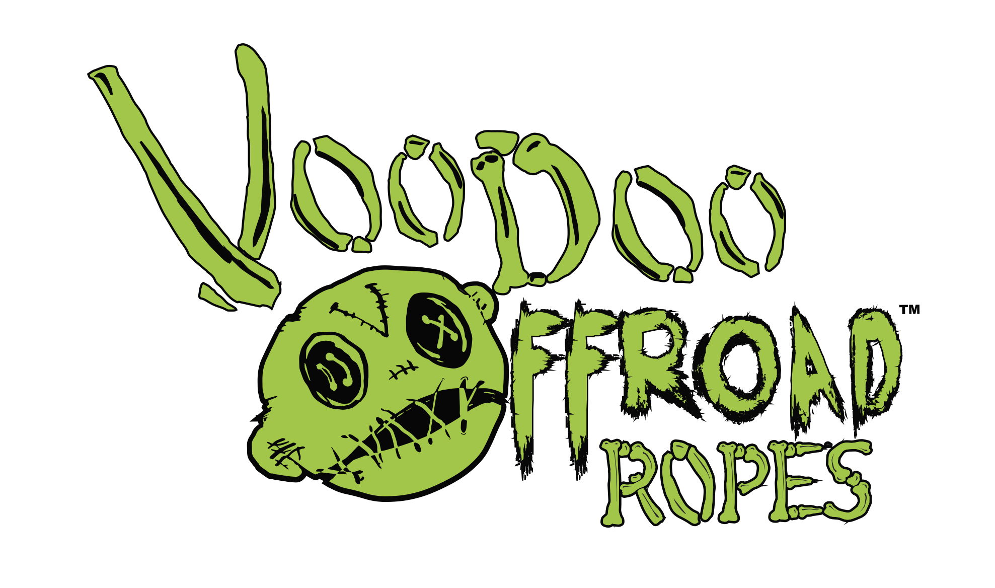 VooDoo Offroad - Official Recovery Rope of Ultimate Adventure 2019