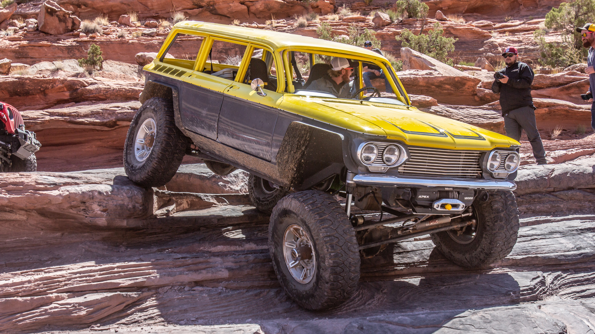 Moab Easter Jeep Safari 2021 Trail Action Gallery