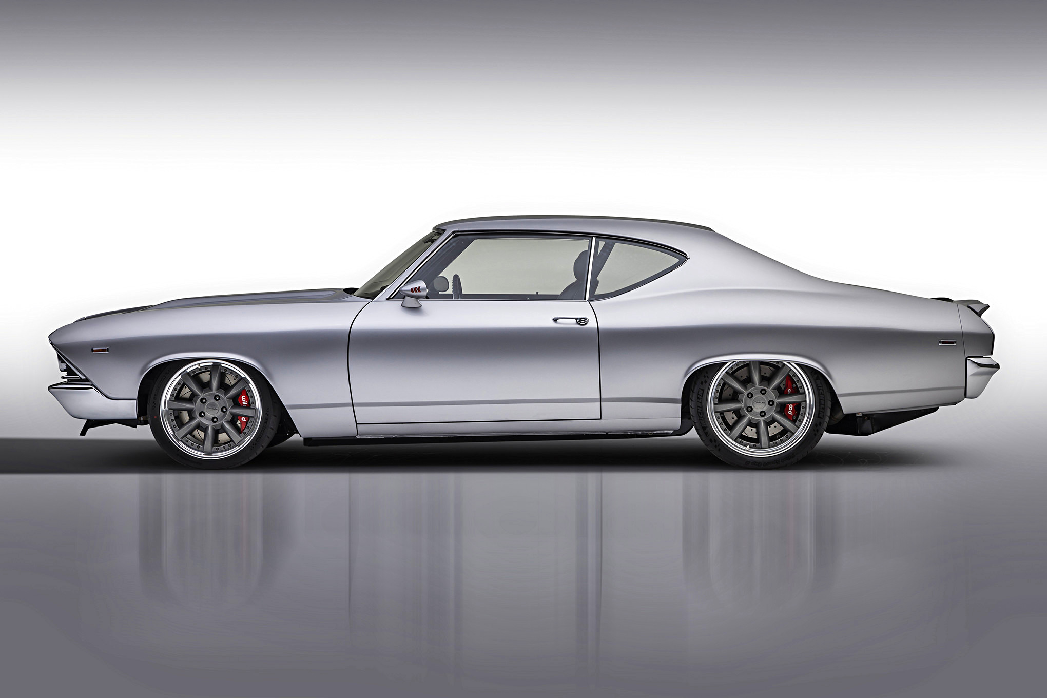 This 1969 Chevelle Marries Classic Looks With Modern Technology