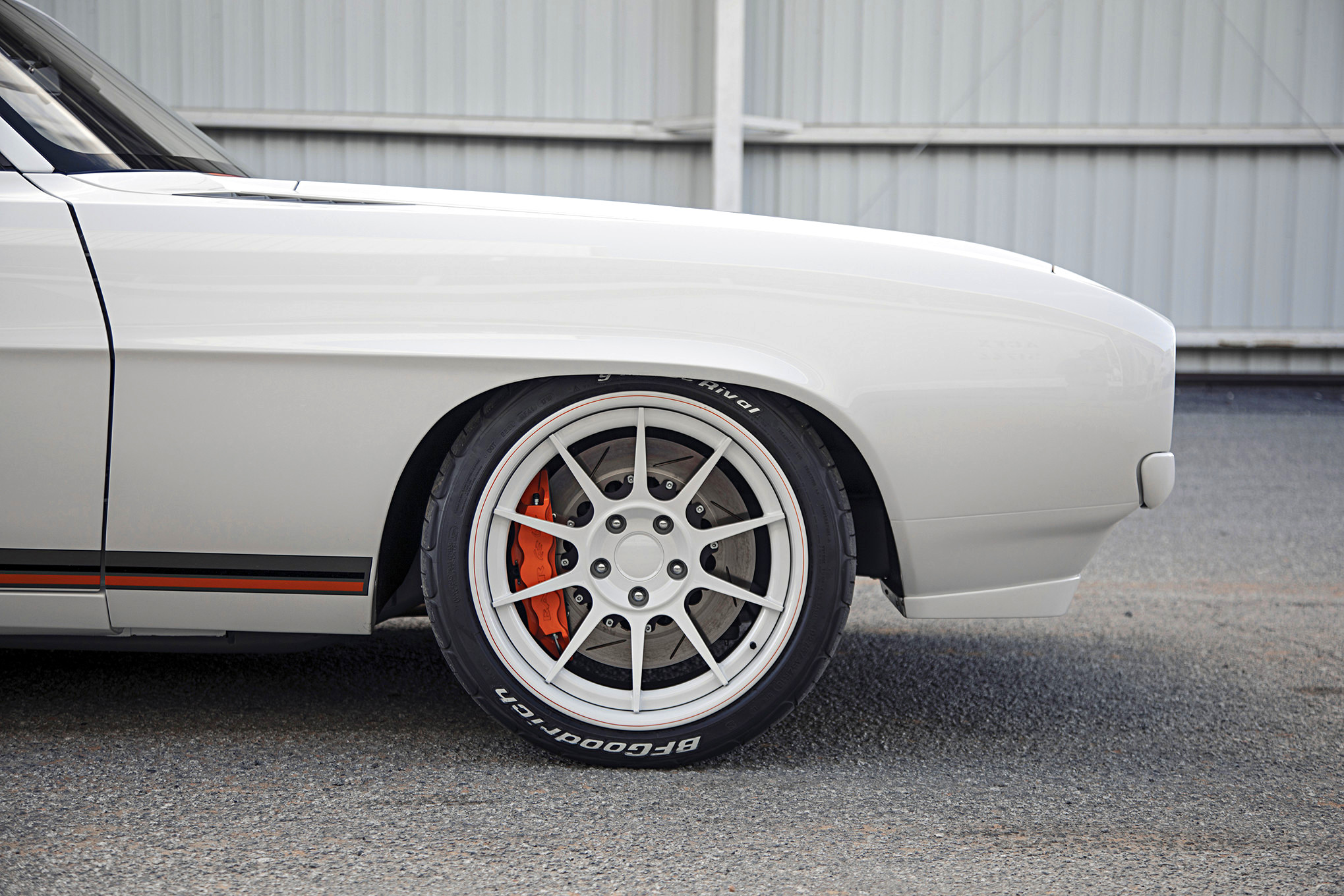 Detroit Speed's latest creation could be the nicest '69