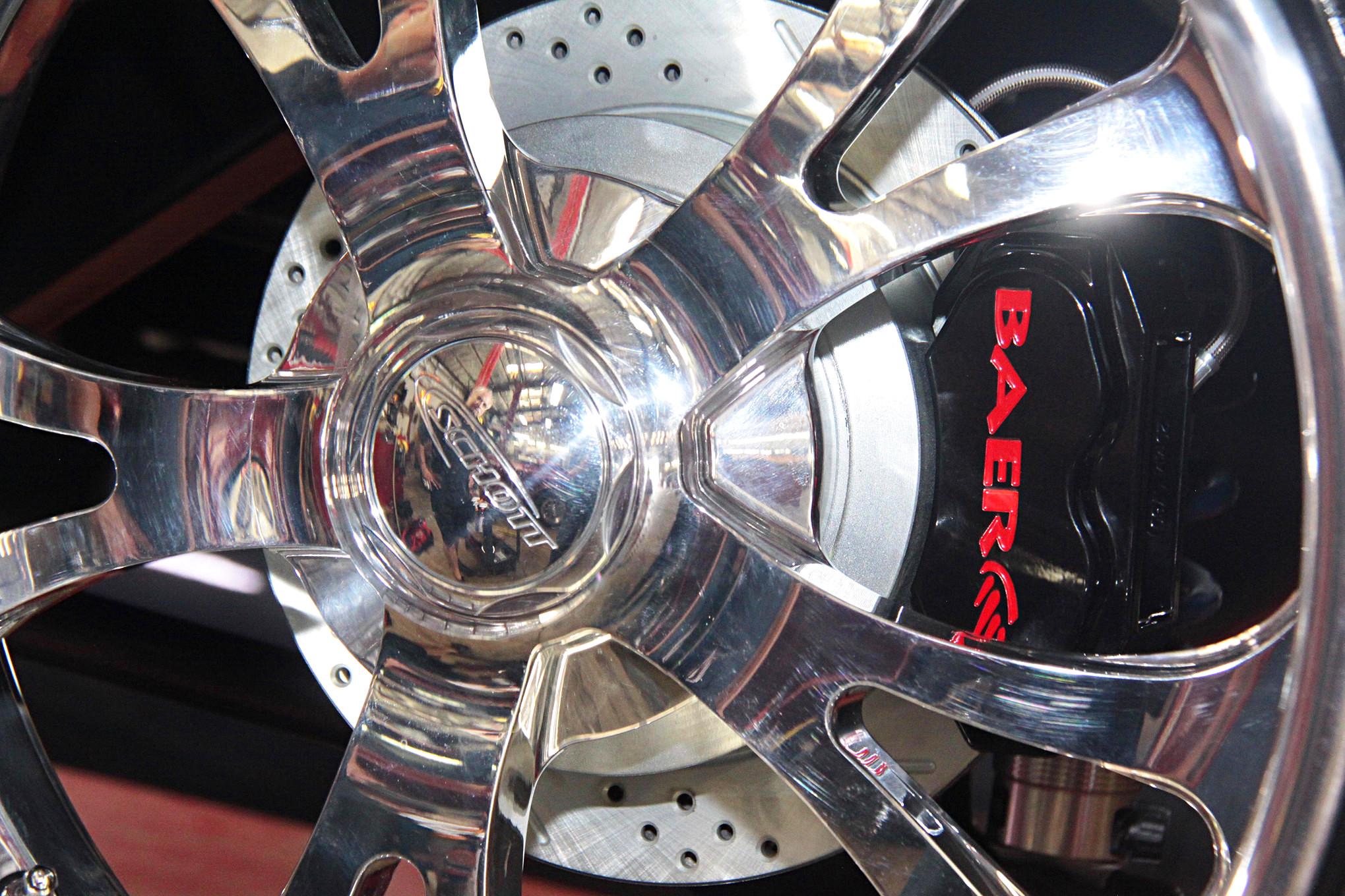 Tri-Five Chevy Baer Disc Brake Conversion