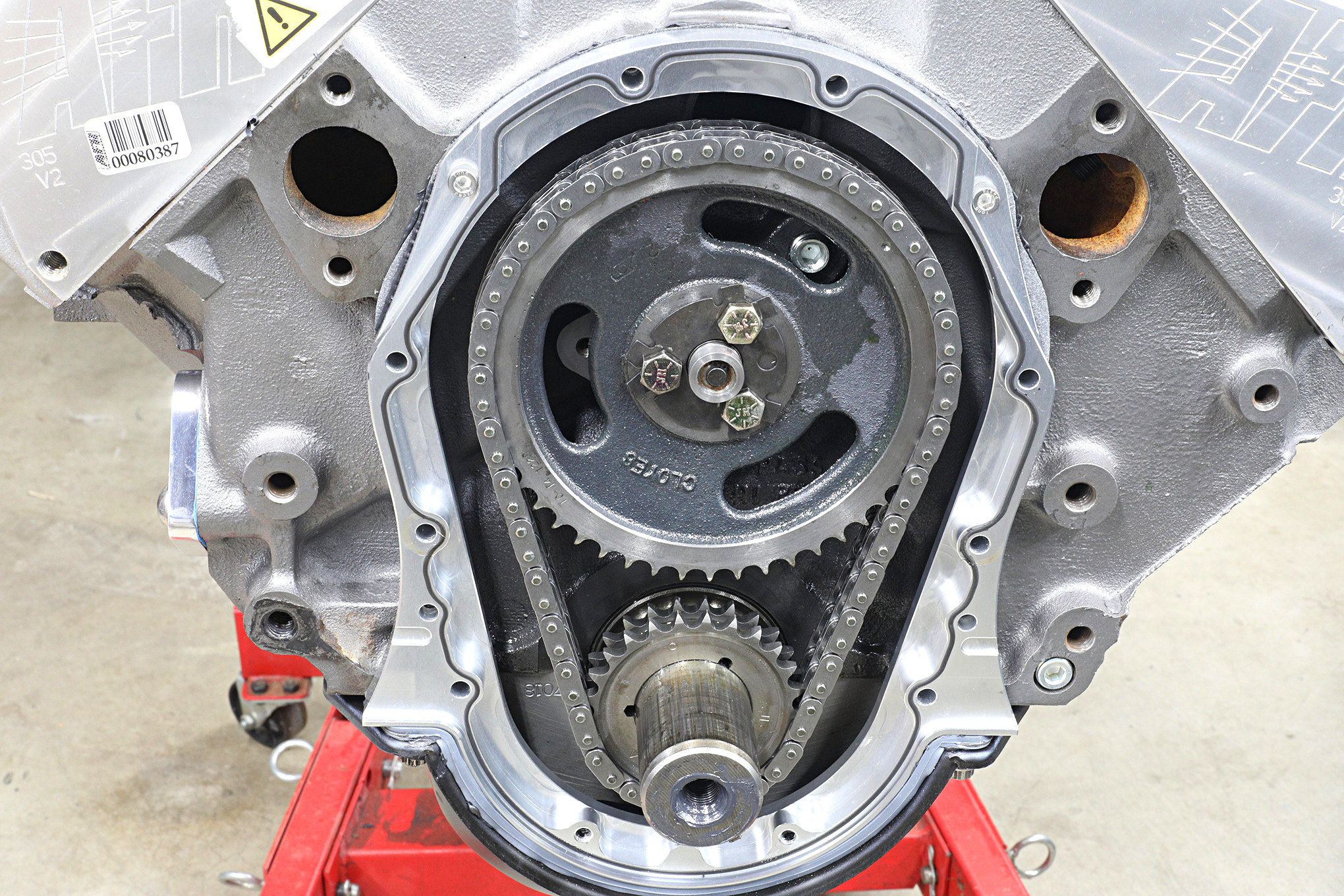 Building a High-Performance Big-Block Chevy Top End